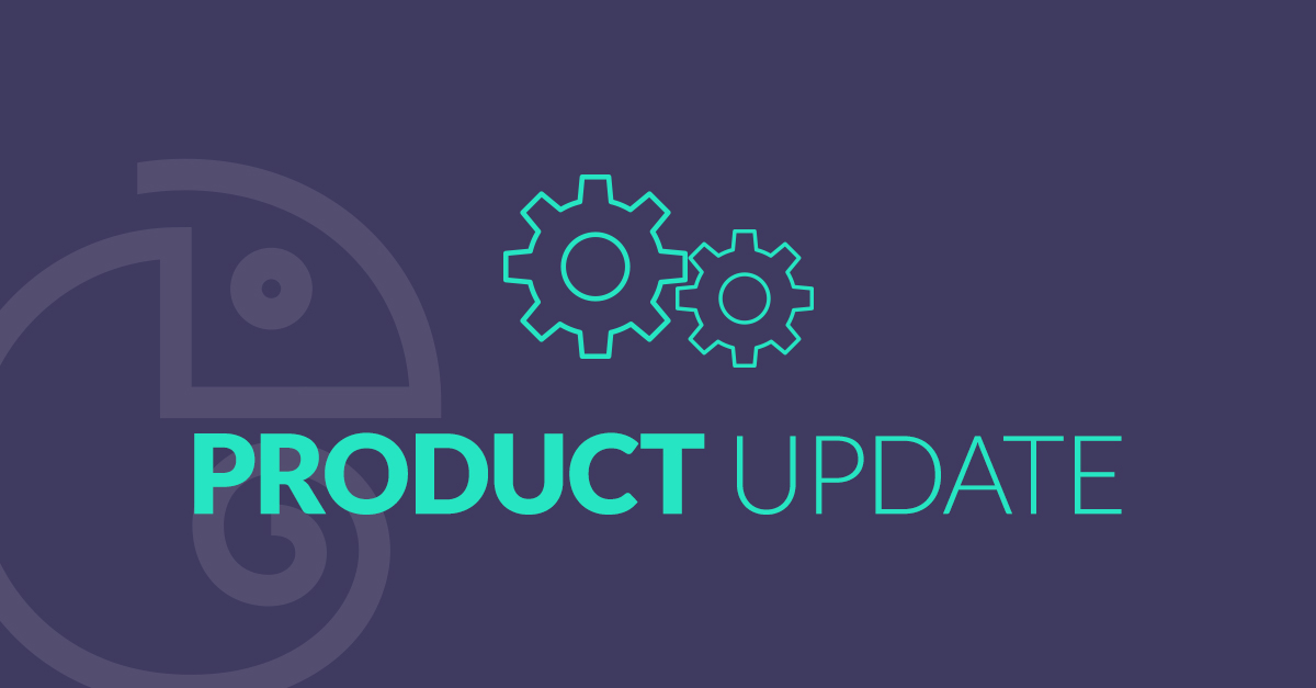 Product Update hero