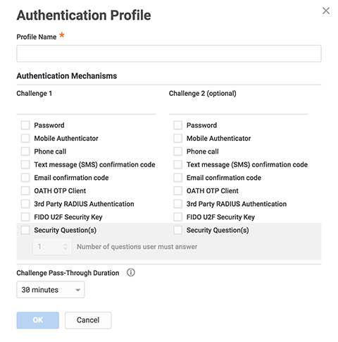 Multi-Factor Authentication for Active Directory Federation