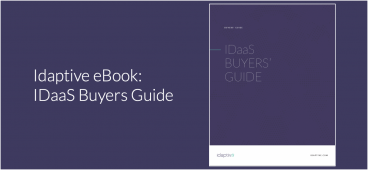 Idaptive eBook: IDaaS Buyers Guide