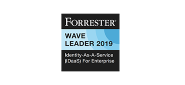 Forrester Wave report for Identity-as-a-Service (IDaaS) Q2 2019