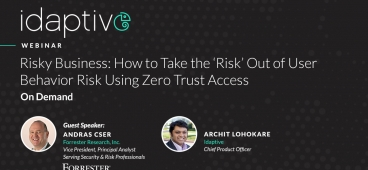 Forrester Risky Business webinar hero