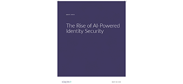 The Rise of AI Powered Identity Security