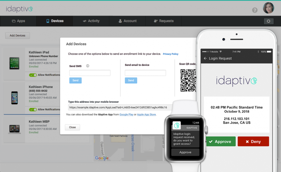 Multi-Factor Authentication | Idaptive